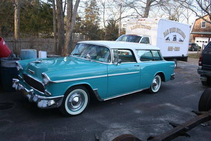 1955 Chevrolet Nomad RESTORED REDUCED!37,500 FIRM