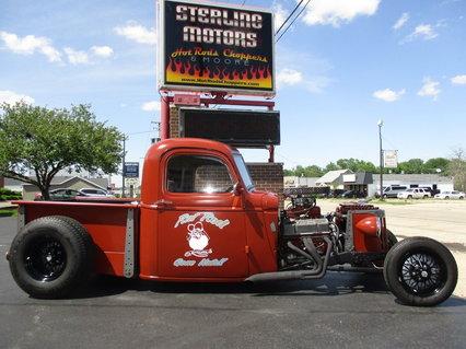 Chevy Rat Rod