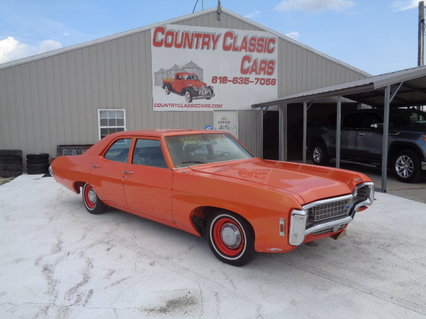 1969 Chevy Biscayne