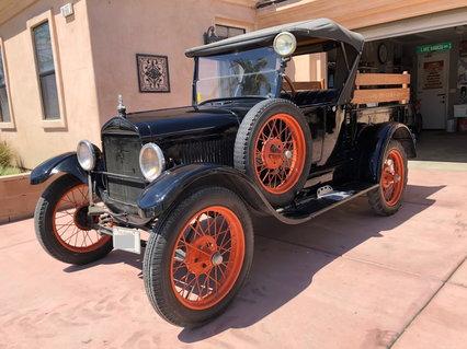 1927 Ford Model T Documented Original