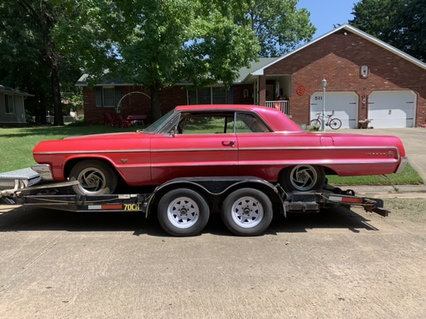 1964 Chevy Impala 2-dr. HDTP