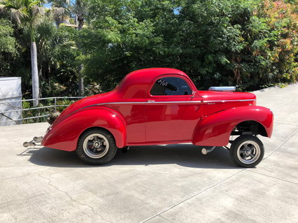 1940 Willys Traditional Gasser 392 BLOWN
