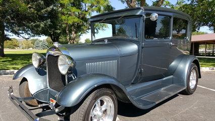 1929 Ford 2 Door Sedan All Steel Excellent
