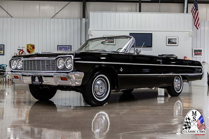 1964 Chevrolet Impala 409/425HP Dual Quad V8 4spd