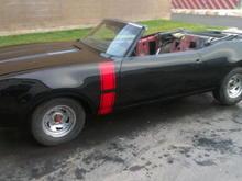 1968 Convertible Cutlass