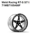 """Weld Racing 17x10.5"""" Double Beadlock RTS S71 Wheels  for sale $2,050"""