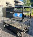Professionally built crash cart