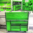 """2016 Snap On 76"""" Epiq Triple Bank Tool Box Extreme Gre  for sale $9,500"""