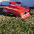 1969 Camaro VFN Fiberglass Front end and Doors  for sale $1,200
