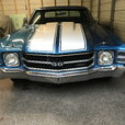 1972 Chevrolet Chevelle  for sale $23,500