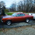 1970 Plymouth Duster  for sale $12,500