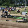 """300"""" a/fuel or top fuel chassis  for sale $6,000"""