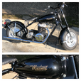 1956 Mustang Pony Vintage Motorcycle  for sale $6,500