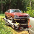 1975 Chevy Vega Street/Strip Car  for sale $10,500