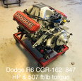 MTI Racing Dodge R6 847 HP & 507 ft/lb of torque  for sale $30,000