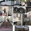 United Express 48' Trailer w/ Living Quarters