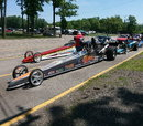 2001 race tech suspended dragster turn key  for sale $26,000