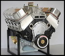 BBC CHEVY 572 PRO STREET ENGINE, WORLD MERLIN IV BLOCK 776HP  for sale $8,995