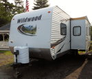 2013 Wildwood Trailer with Triple Bunks!  for sale $14,995