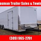 2020 United Trailers XLT 8.5X26TA52 Car / Racing Trailer