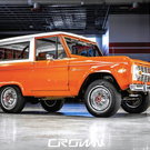 1972 Ford Bronco  for sale $41,929