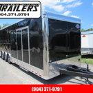 2020 32' Spread Axle Race Trailer  Eliminator by Cargo Mate  for sale $23,999