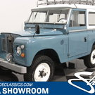1972 Land Rover Land Rover for Sale $35,995