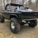 1987 Chevy Mud Race Truck
