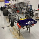Neil & Parks Funny Car Chassis
