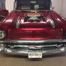 1957 Chevy 2dr Hardtop