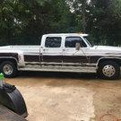 1990 GMC R 3500 4Door Dually