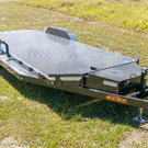 "NEW MaxxD 83"" x 20' Steel Car Hauler"