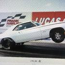 1969 Camaro AA/SA  NHRA Racecar