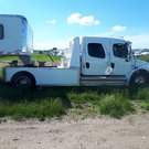 Freightliner M2 Tow vehicle
