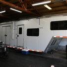 2005 ATC 48' living quarters race trailer
