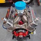 540ci motor complete.