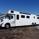 2019 Renegade 45' on a Volvo VNR chassis