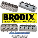 Brodix Heads - Intakes - Blocks - Best Prices