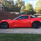 Corvette 2011 C6 Grand Sport Track Car, Less than 30k miles