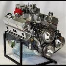 CHEVY TURN KEY SBC 383 SUPER STROKER STAGE 2.2 DART 510HP