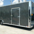 2020 United XLT 8.5X28 Car/Race Trailer Extra Height # 6460