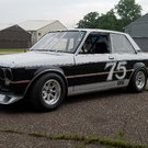 1972 datsun 510 race car