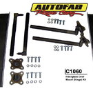 Autofab Fiberglass Door Hinge/Mount Kit