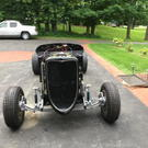 1933-1934 Ford Chassis with 32