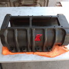 1471 Kuhl blower magnesium case with front cover and bearing
