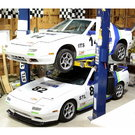 (82 or 14 or both) SCCA Mazda RX7s 74 wins 2 track records