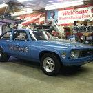 '76 Nova Drag Car