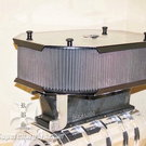 """Used Upright Injector 5.250"""" Mag/W Air Filter Geradot"""