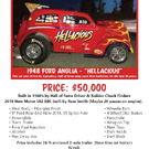 Historic gasser HELLACIOUS
