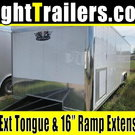 Vintage 28' Race Trailer - Sportsman Edition (A/C Ready) - $